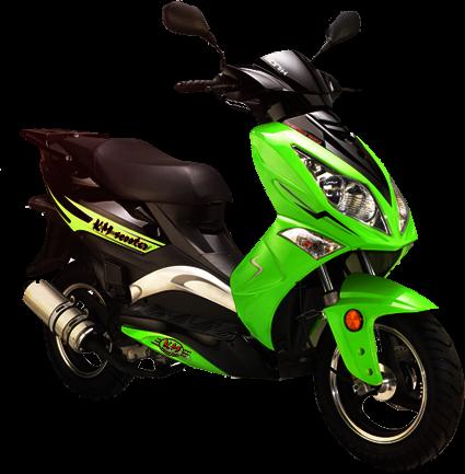 KM Freewind 50 ccm 4T Kohout MOTO